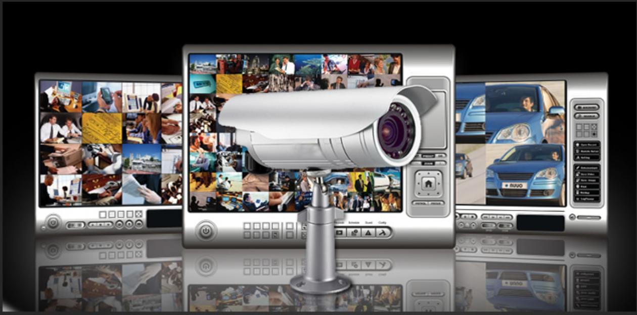 Instalação de Camera de segurança CFTV Digital