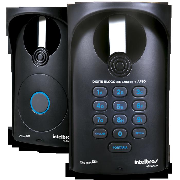 Interfone porteiro eletrônico para empresas